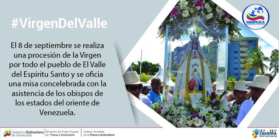 Resultado de imagen para Fiesta de la Virgen del Valle del Espíritu Santo