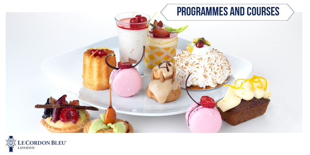 For pastry chefs in