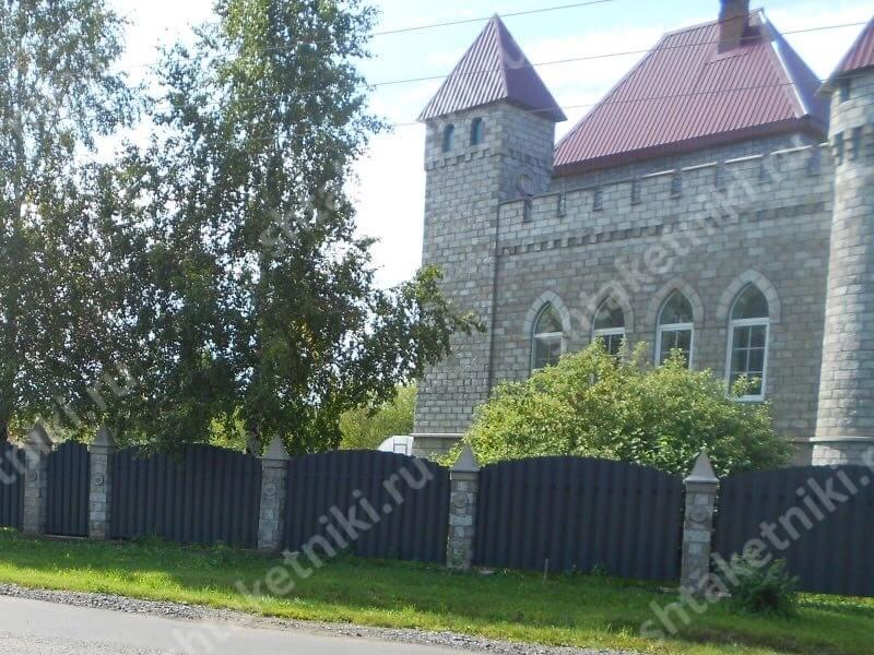 замок высоко в горах фото