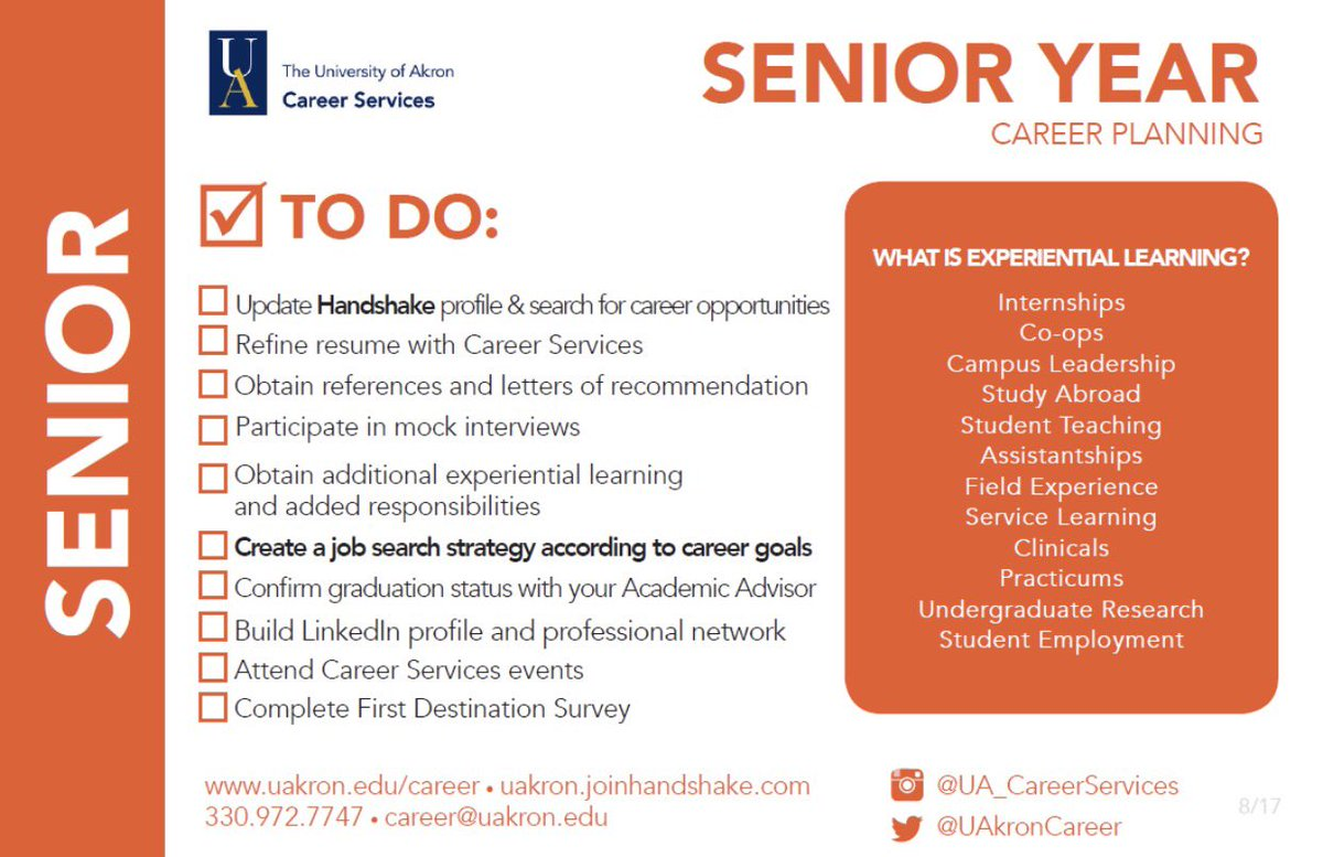 UA Career Services on Twitter: