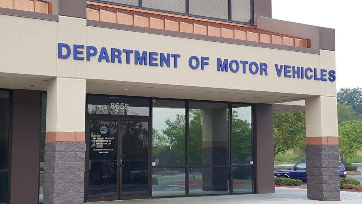 "Ada County Assessor on Twitter: ""Benjamin DMV is now closed. We'll open our new office on Franklin Monday @ 8am! Our 4 other DMVs are open today ..."