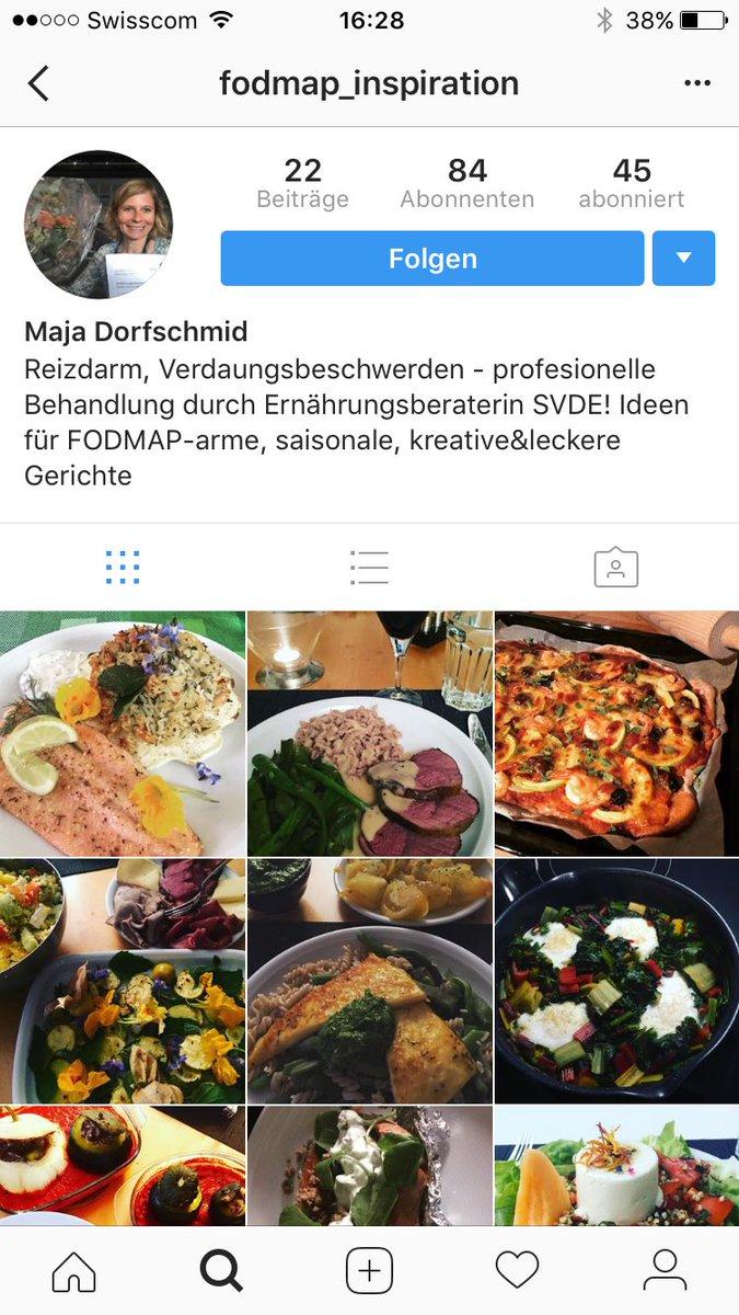 Fodmap Fakten On Twitter Auf Instagram Meine Berufskollegin Maja