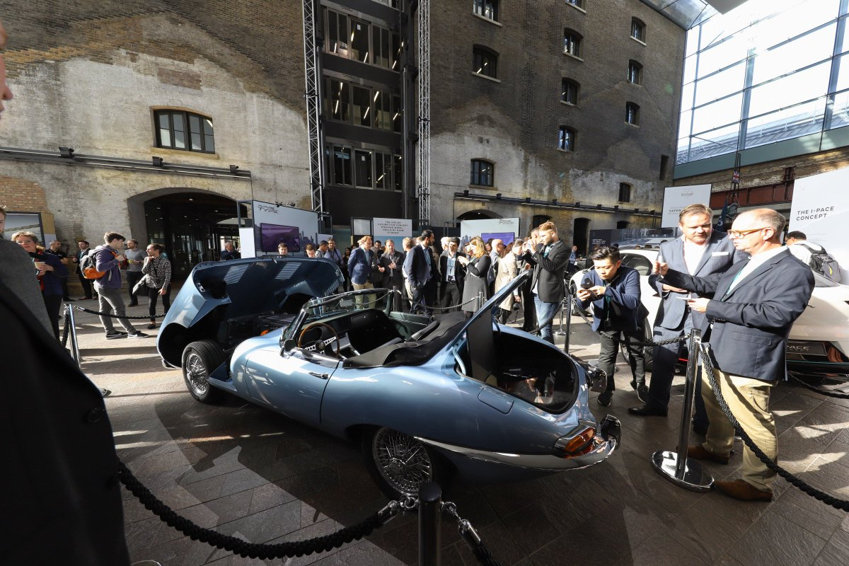 """jaguar land rover on twitter: """"#jlrtechfest has lots to see and"""