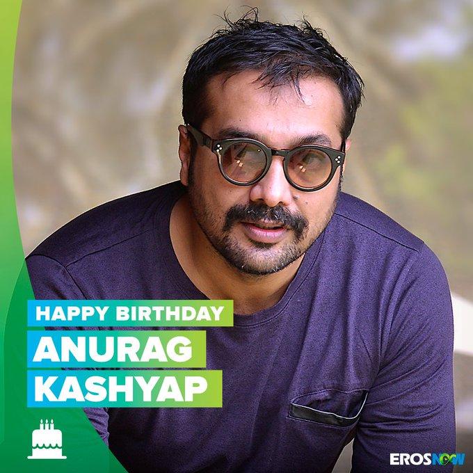 Happy Birthday Anurag Kashyap!