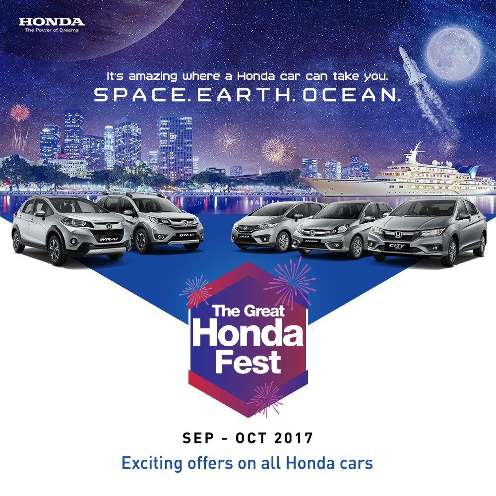 Honda Car India On Twitter Festive Season Has Begun There Are