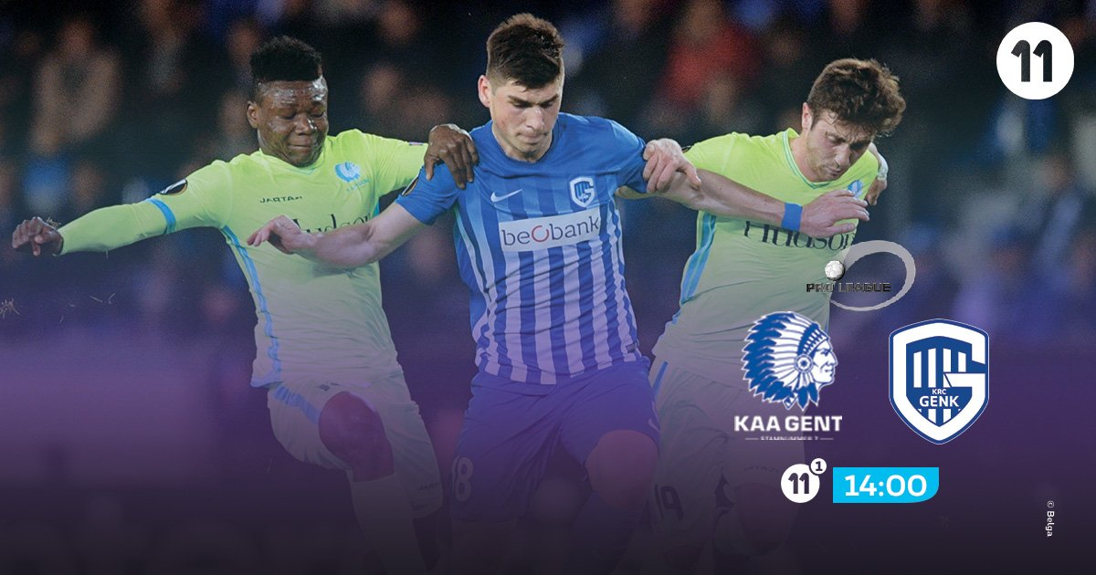 Gent and Genk need the points... #pxs11 #gntgnk<br>http://pic.twitter.com/vJGsxq2Vb4