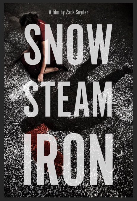 What can you do with your talented friends & family, no money and a weekend? #SnowSteamIron #ShortFilm #ComingSoon https://t.co/vVSEVftjT4