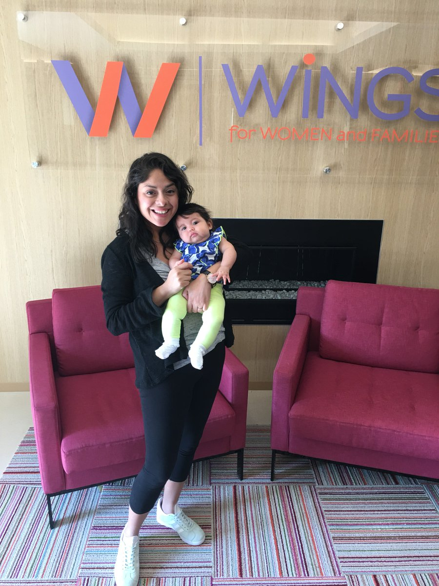 test Twitter Media - Meet 13-week old Victoria! Today is her first day in the office as part of WiNGS' Infant at Work Program. #WingsDallas #LifeWomenUp https://t.co/Y86Zz3DwrO