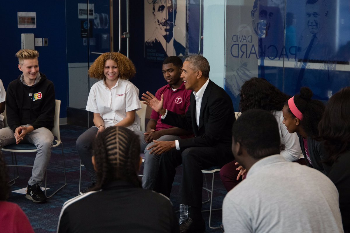 Proud of these McKinley Tech students—inspiring young minds that make me hopeful about our future. https://t.co/nqYC1mjjTB