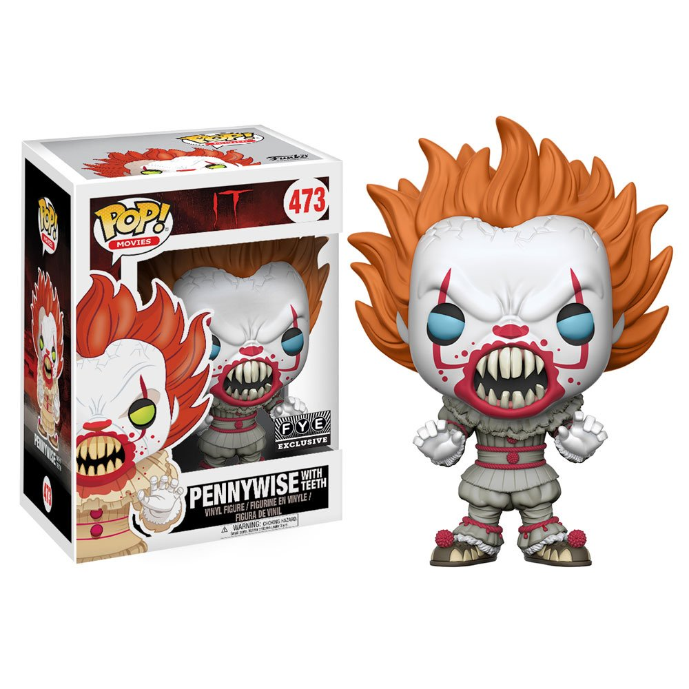 Funko On Twitter Quot Coming Soon It Pennywise Fye