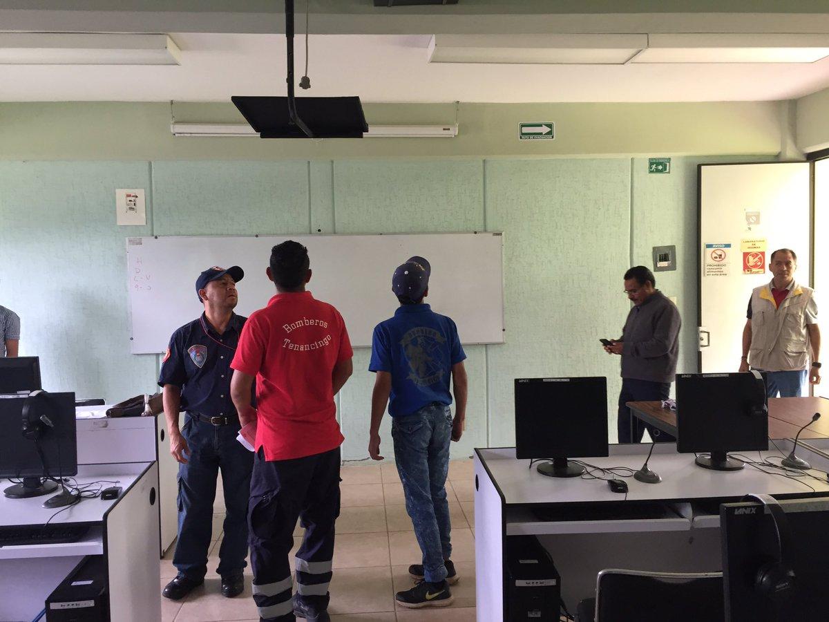anabel maya anybel08 twitter recorrido de inspeccion por probables danos por sismo con personal de proteccion civil de ayto tenancingo somoscecytem seducedomexpic twitter com