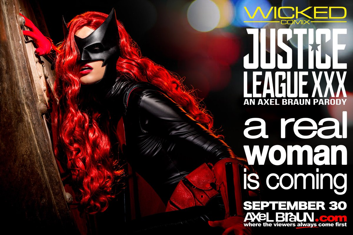"""Batwoman Xxx axel braun on twitter: """"fact: the absolutely incredible"""