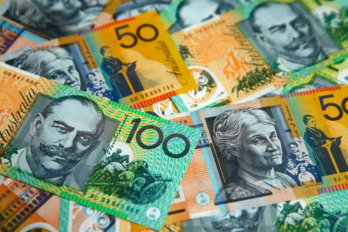 Australian dollar conversion rate