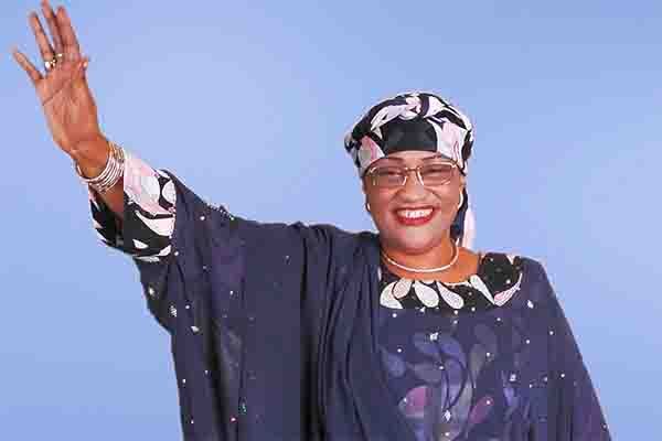 Aisha Alhassan, your Sainthood has been removed; veil that covered your multitude of sins has been uncovered; henceforth you will face media trial.