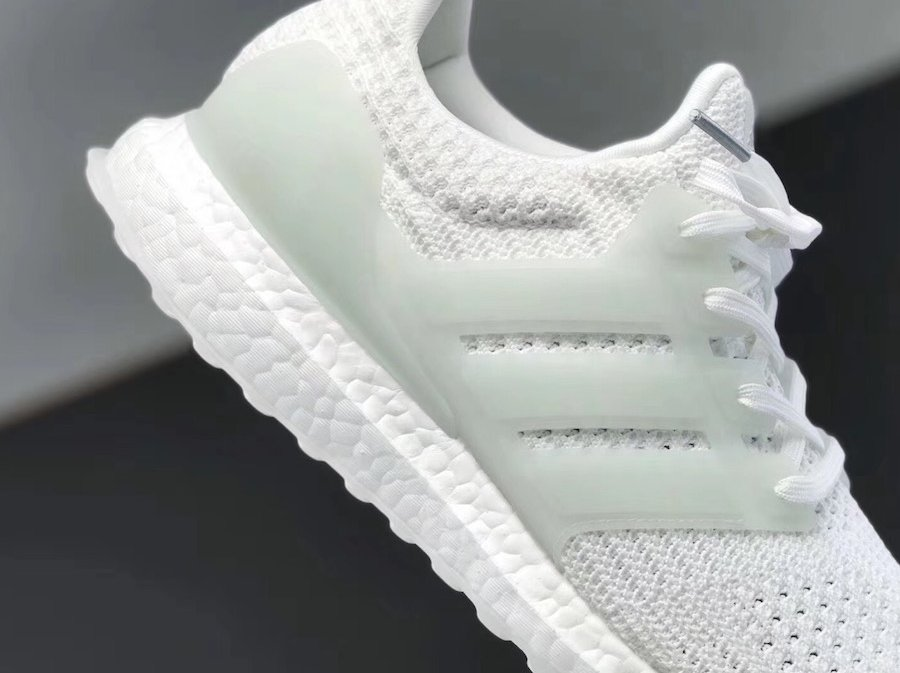 e35f3faa718 Detailed look at the upcoming Triple White Ultra Boost 4.0
