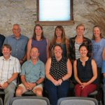 A subset of the fantastic #konza #LTER researchers: what a privilege to be part of this group!