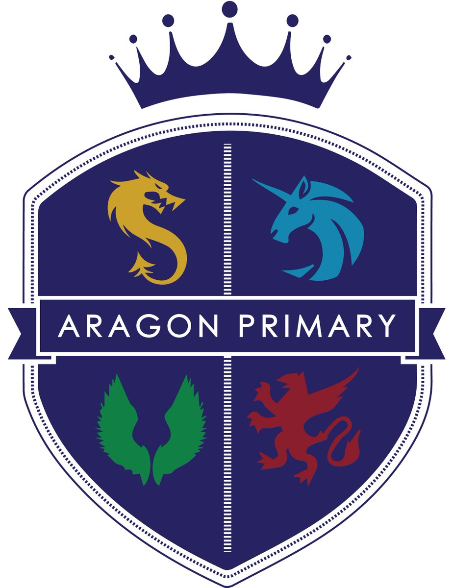 Aragon primary sch on twitter check it out heree the beautiful aragon primary sch on twitter check it out heree the beautiful new logo children looking great in their new uniform this week very smart indeed biocorpaavc Choice Image