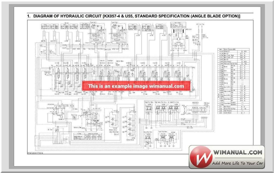 Workshop Manual For Kubota bx1800