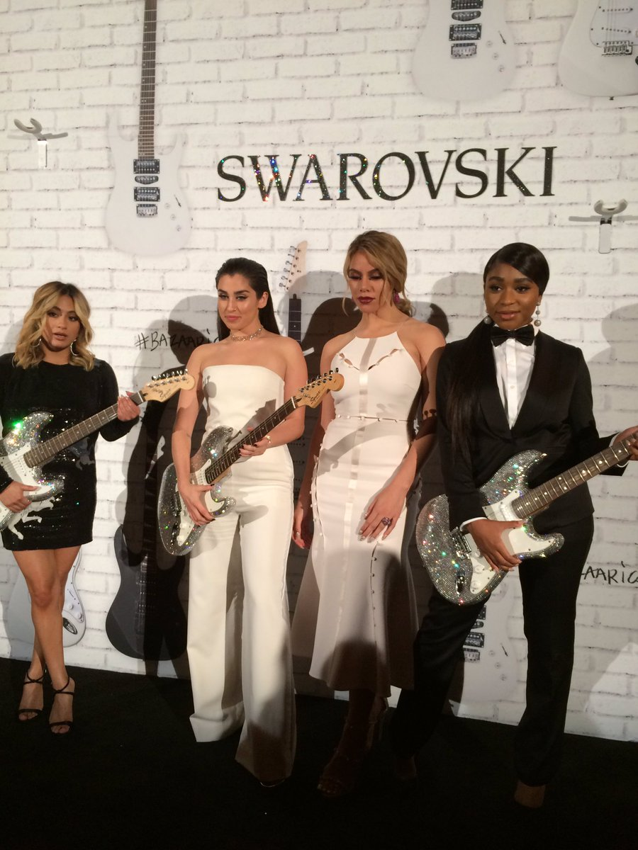 Live from #BAZAARICONS: @FifthHarmony https://t.co/vYlrugkKyg