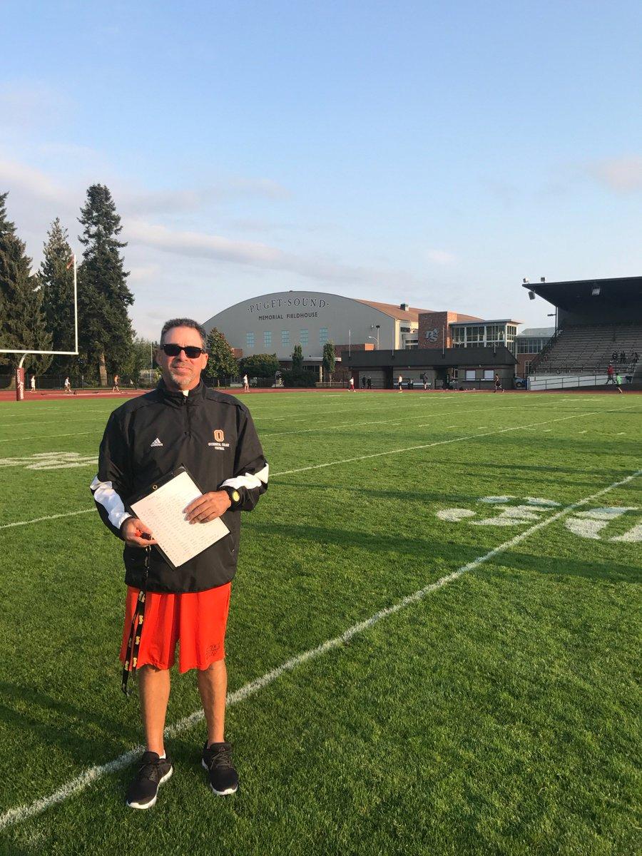 Oxy Football On Twitter Head Coach Rob Cushman Returns To His Alma