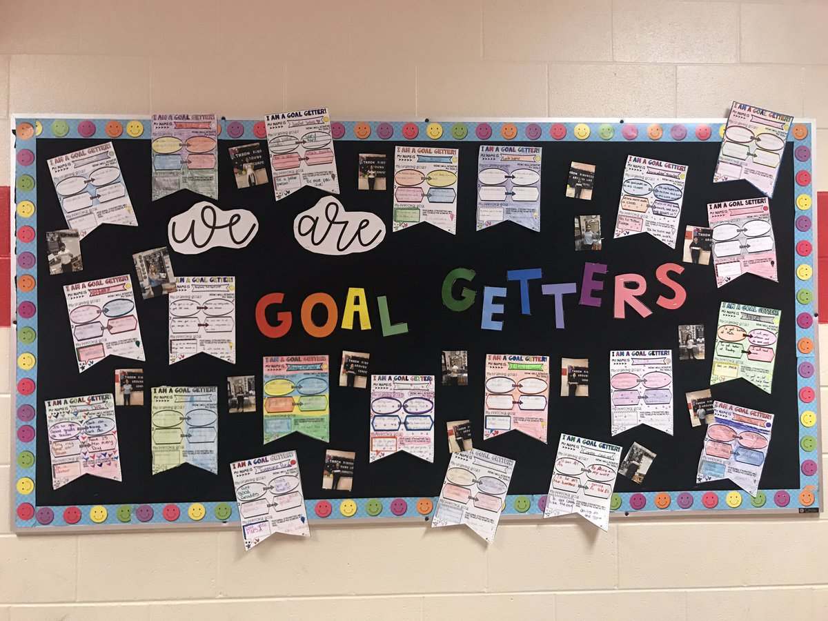 Ashley Davila On Twitter We Are Goal Getters Students Tracking
