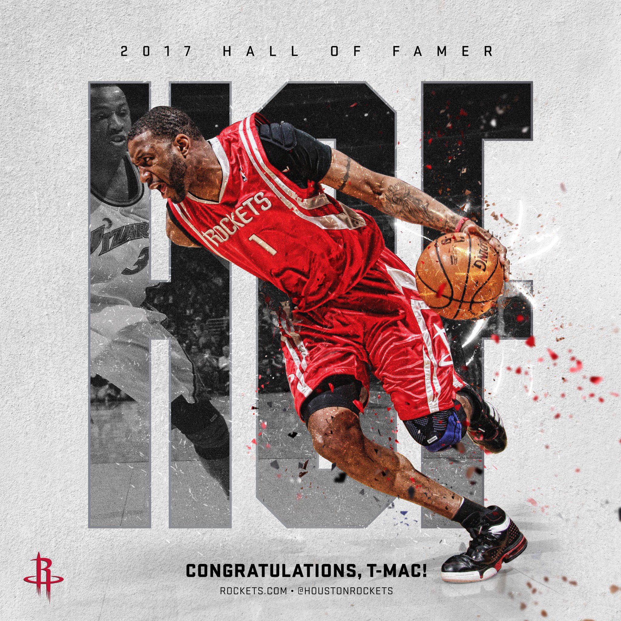 Congratulations to @Real_T_Mac on being inducted into the @HoopHall! #17HoopClass �� https://t.co/6khxXFf2LT