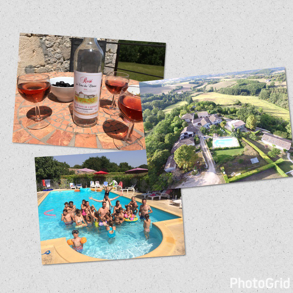 Dreaming of #summer @VillageLoubas SW France ideal for large #groups beautiful #scenery #sun #wine #heaven <br>http://pic.twitter.com/7BeRrQW3SL