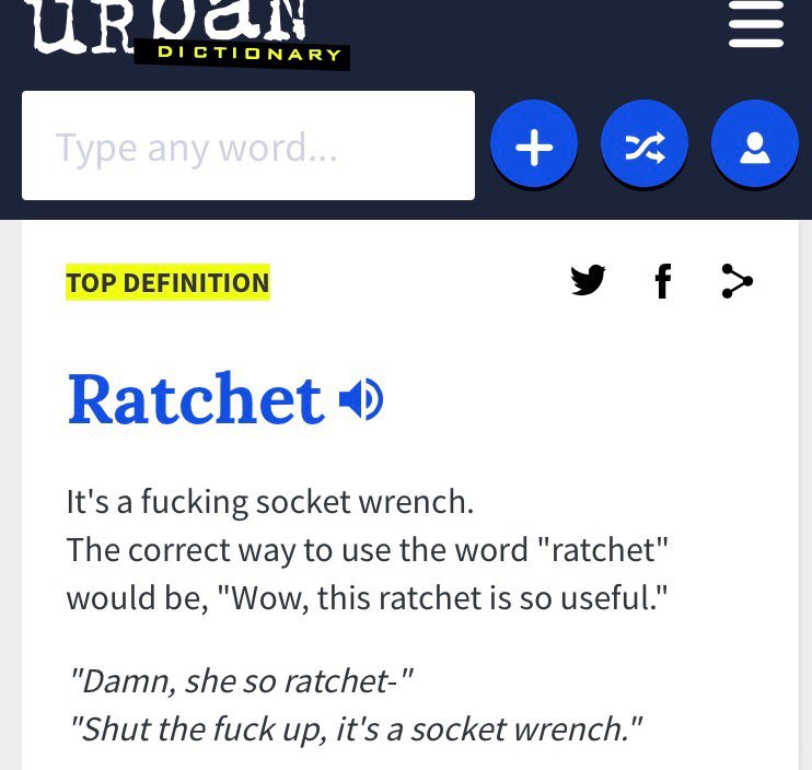 wrench urban dictionary