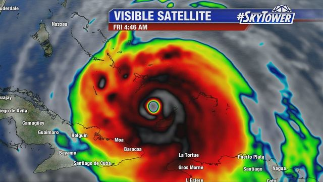 #Andrew was a monster; #Irma could blow it out of the water https://t.co/G9AbOowYH0