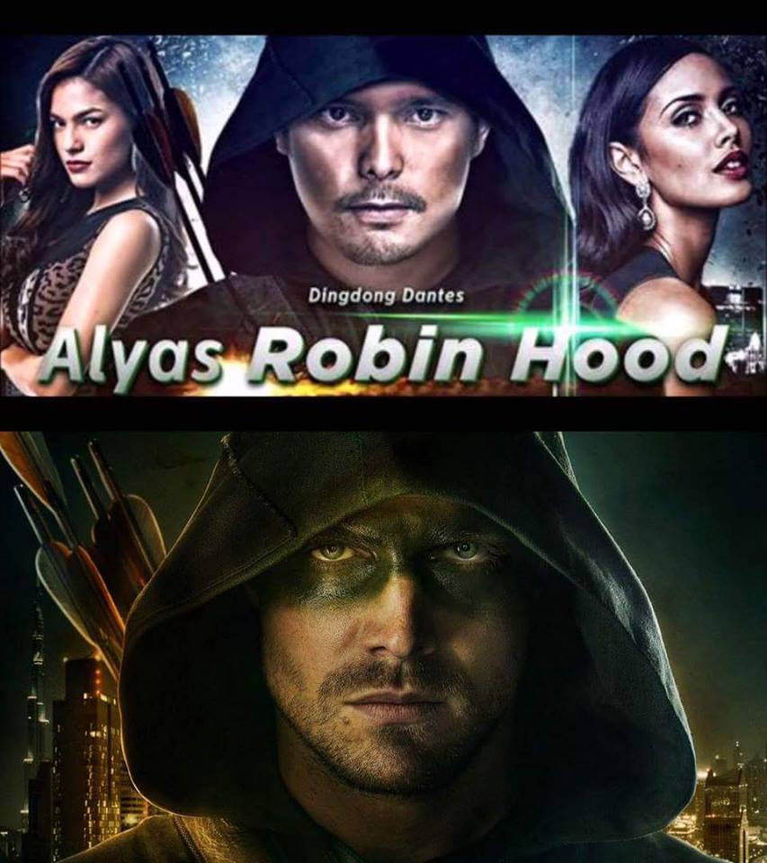 Alyas Robin Hood - Bow of Justice (2017)