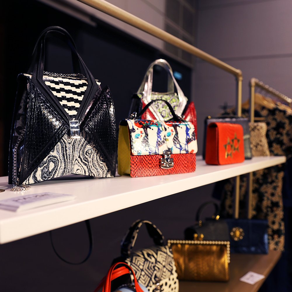 Introducing #Sergio, the luxury Italian #accessories brand, with respect as its fundamental value. #exhibition #tradeshow #leather https://t.co/wBCTU4CE8b