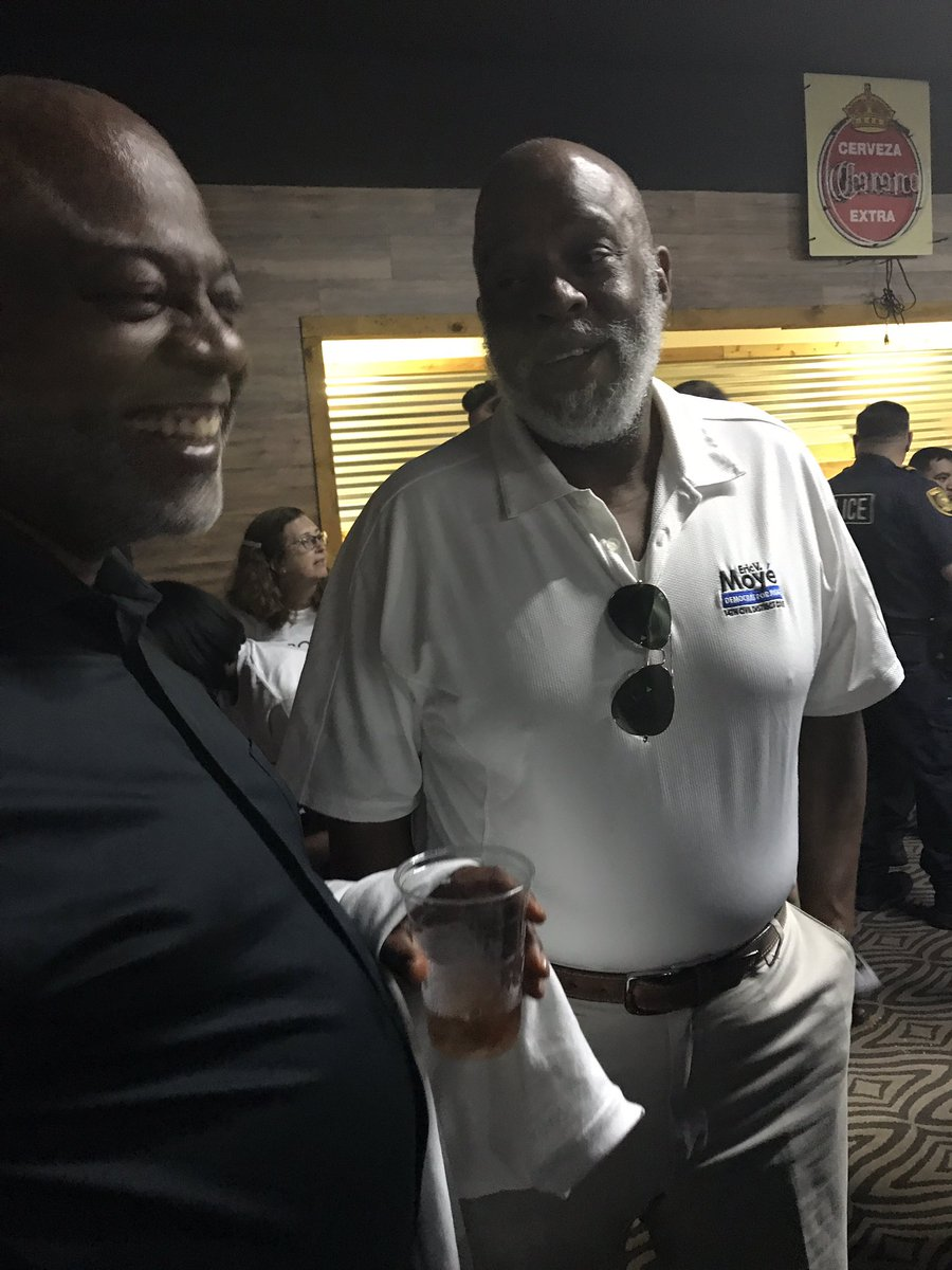 My mentor Judge Eric Moye  &amp; @edgray1906 at Dallas Labor Day Picnic #judges #socialactivism #justice both #ponyup from @SMU @SMUBlackAlum<br>http://pic.twitter.com/JLbYMBAqxo