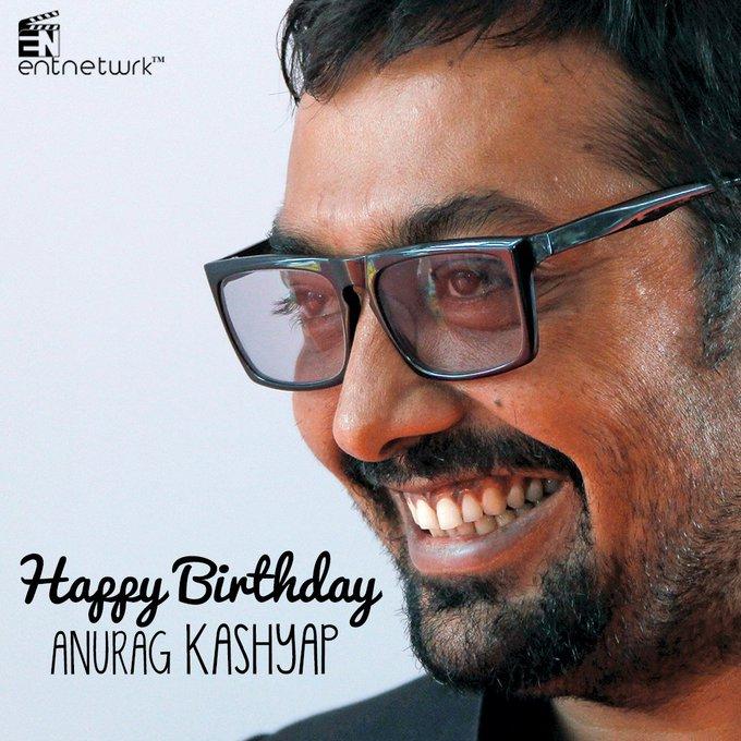 A very happy Birthday to Anurag Kashyap!