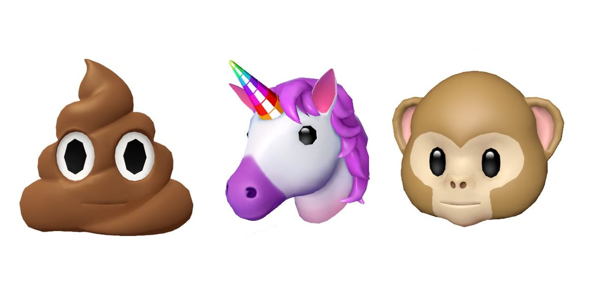 iPhone 8 to feature Animoji, send 3D animated emoji based off your facial expressions https://t.co/0qfEWsUxyi