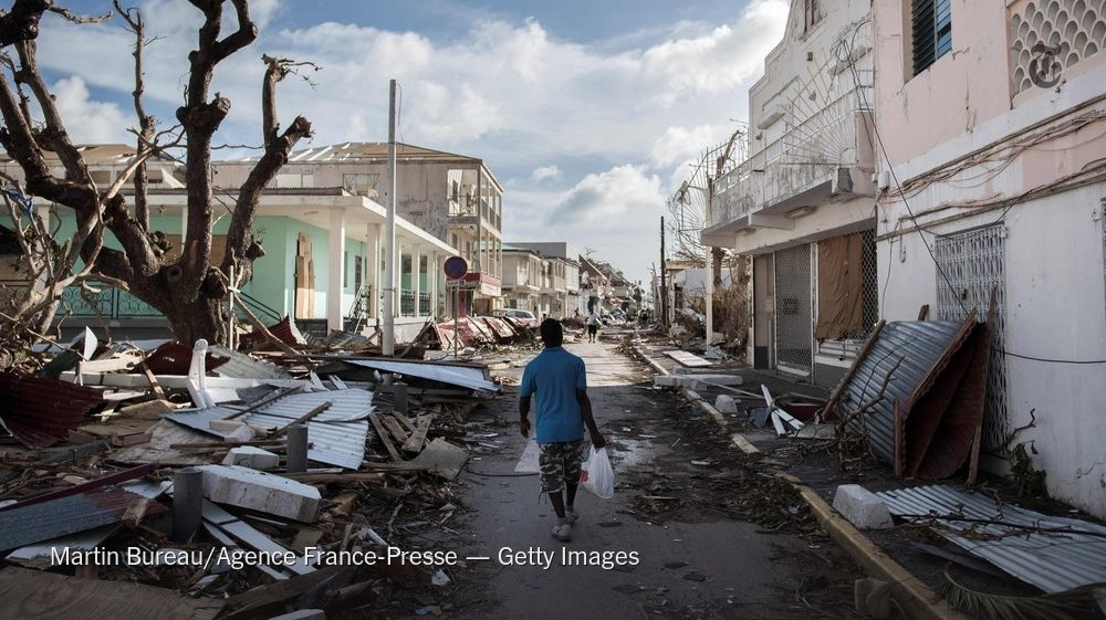 Hurricane Irma became the first Category 5 hurricane to make landfall in Cuba since 1924 https://t.co/bEzesDHPUX