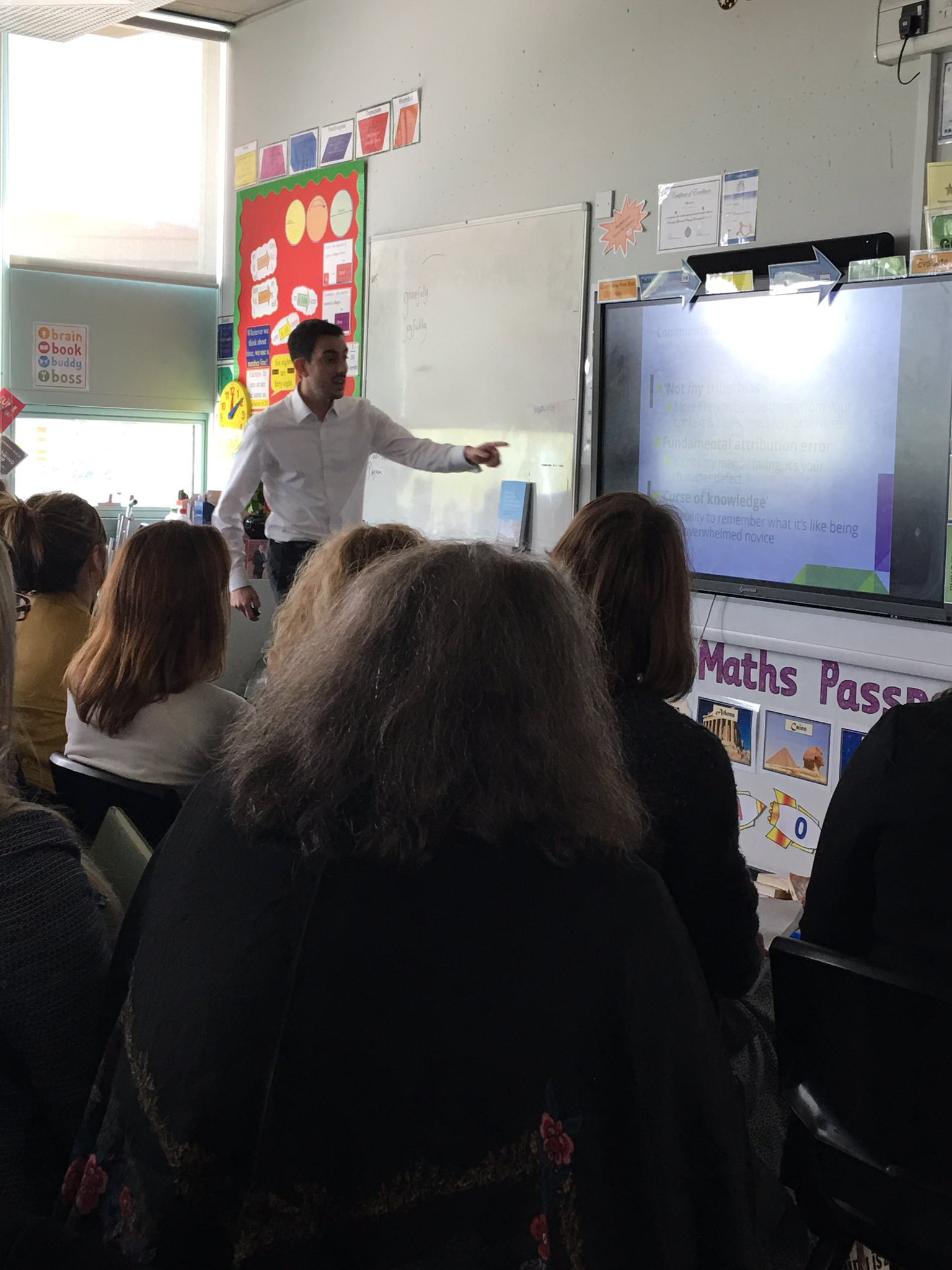 @informed_edu David Weston is literally on fire! 🔥💥🔥#rED17 So much food for thought. https://t.co/bsd6wJs588