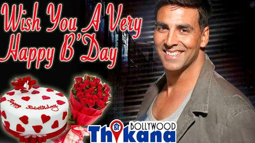 Happy birthday Akshay Kumar da