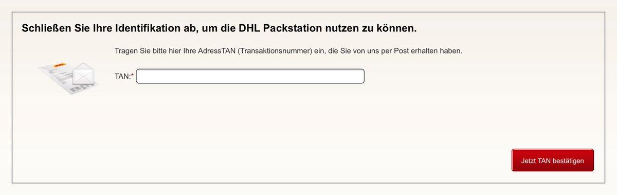 Packstation Karte Gesperrt.Dhl Paket On Twitter 3x Falsche Adresstan Eingeben Dann Wird