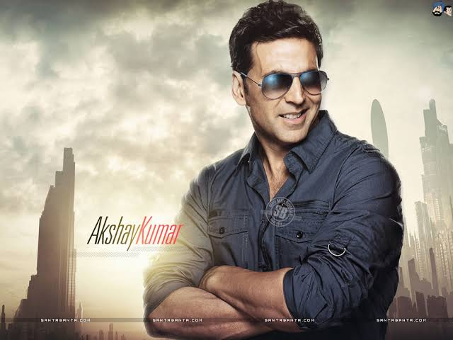 Happy bday # Akshay kumar
