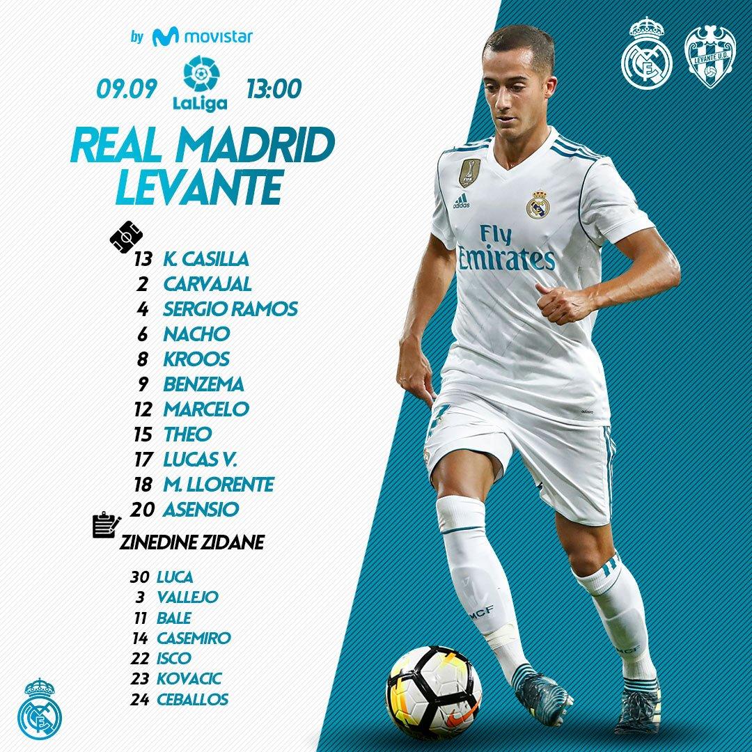 REAL MADRID- LEVANTE DJRfEU1WsAUUlL7