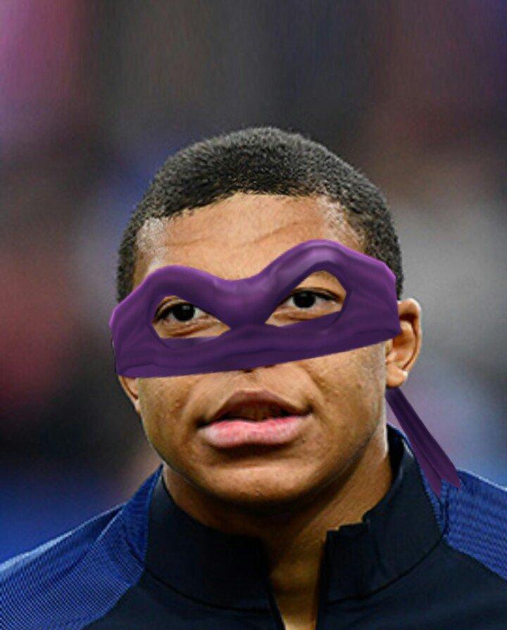 Donatello Mbappe