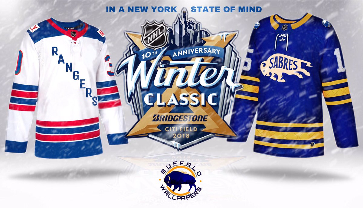 on sale 5b56b 96b6d buffalo sabres winter classic jersey 2018