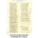 Zo.avond 19u Lutherkoralen en delen uit de 'Kleine Orgelmis', J.S. Bach. Cor Ardesch speelt op het Bach-orgel en Sura Cantat zingt.