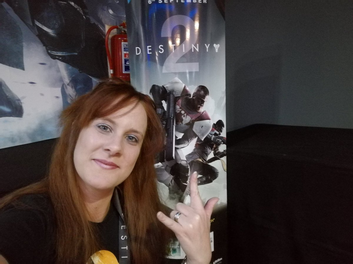 So excited @GES_SA #Destiny2LaunchZA