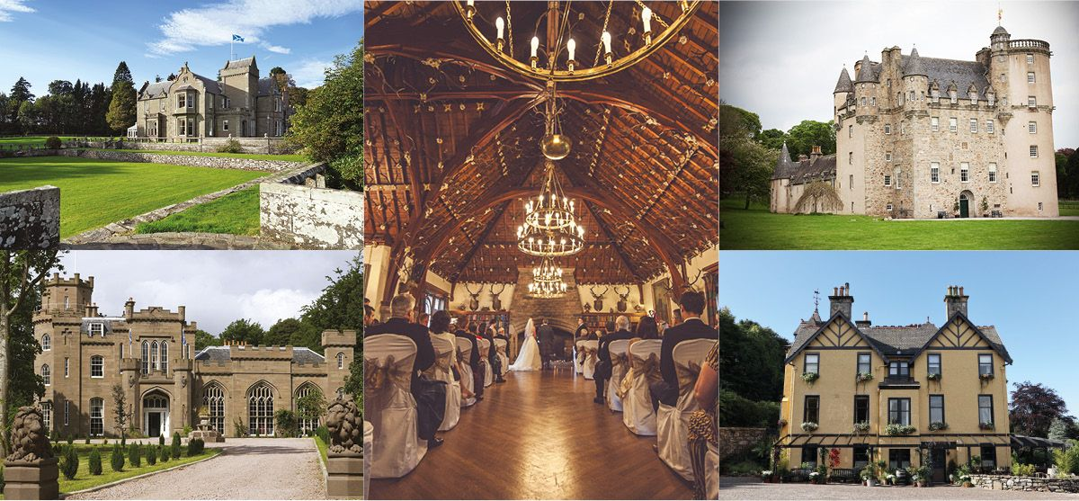 25 Of The Best Wedding Venues In Aberdeen 2017featuring Aswanley ClunyCastle Thechesterhotel And More Bitly Aberdeenvenues17