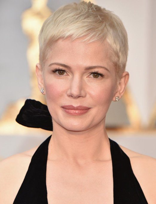 Happy birthday to four-time Oscar nominated actress Michelle Williams!