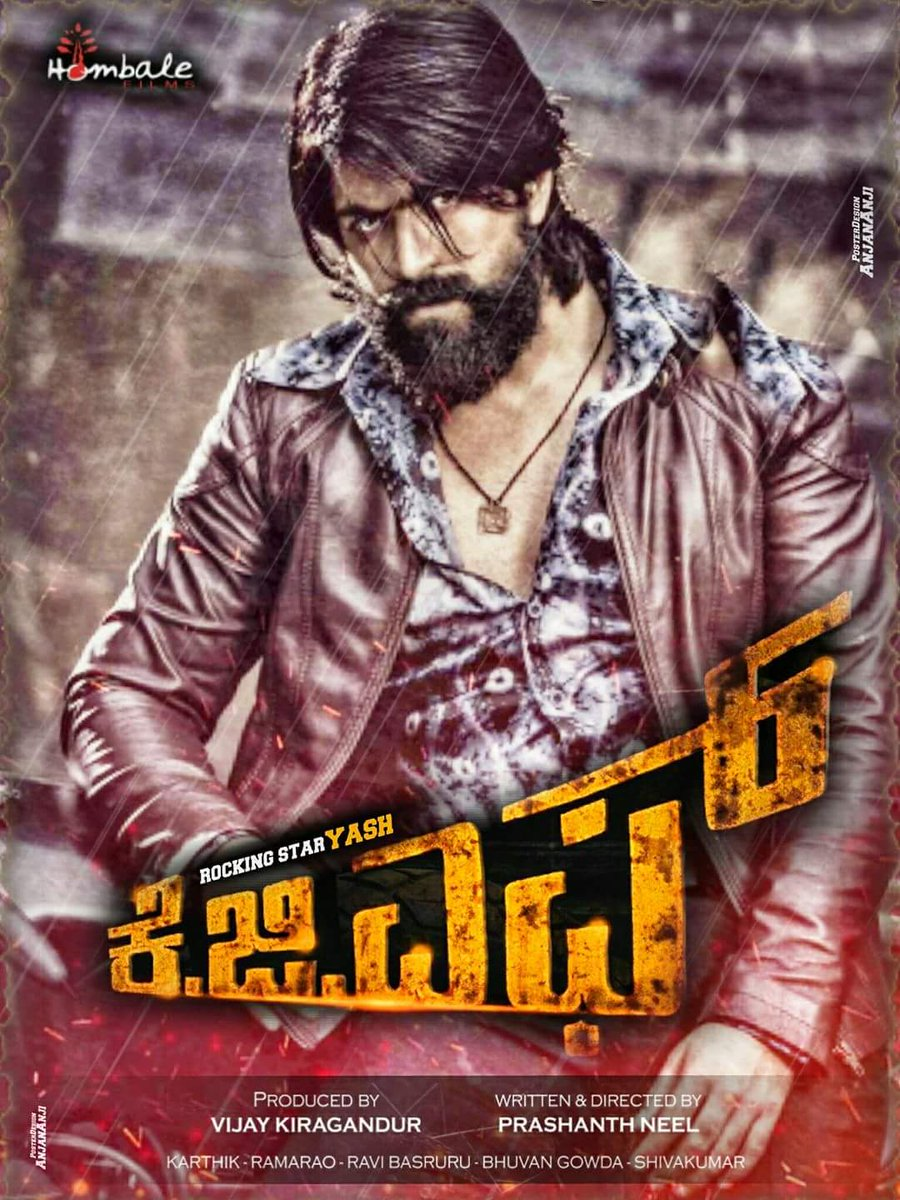 Yash Hd Images In Kgf