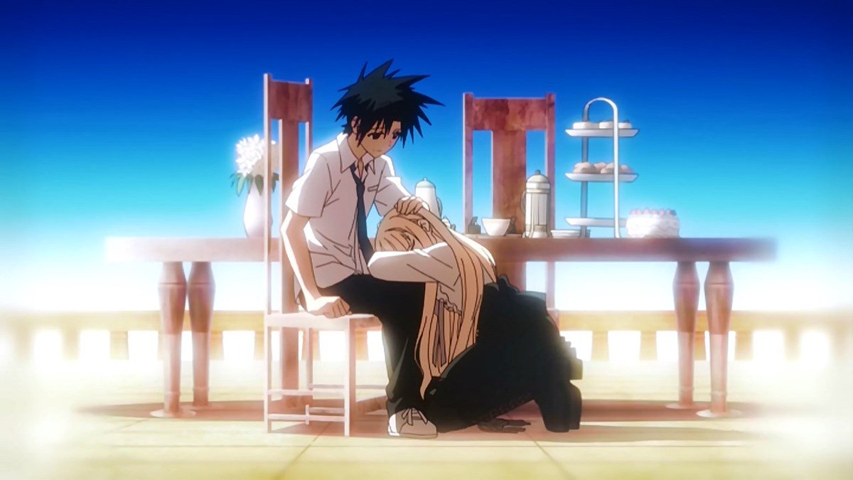 Kurogane Shiroikaze On Twitter This Uq Holder Ova Was Better Than
