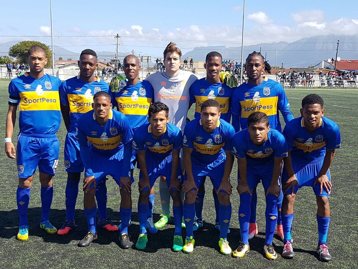 """Cape Town City Fc Twitter: Cape Town City FC On Twitter: """"Our MDC Team Began Their"""
