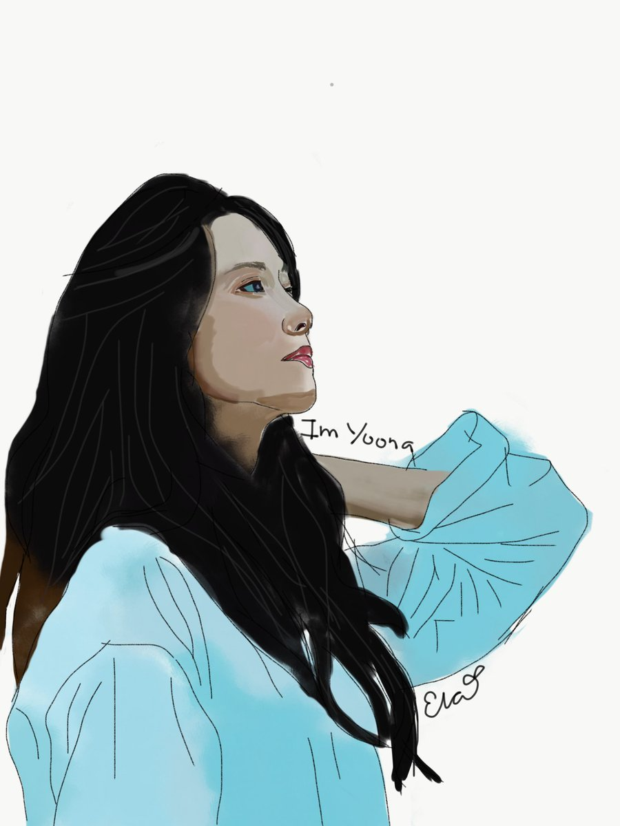 Yoona, Yoongie fanart have you pisten to her new song? #yoona #fanart #snsdfanart #snsd #imyoona<br>http://pic.twitter.com/Eu0lHRszjT